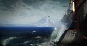 The Gibraltar Dam