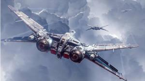 The Prototype jets