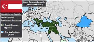 TL-191: The Great Ottoman Republic