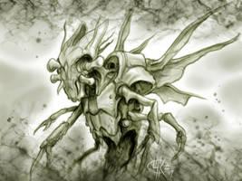 The Mi-Go by Shredguts