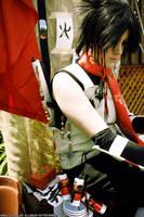 Anbu Sasuke - Flinch by LiquidNytrogen