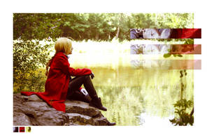 Edward Elric - Don't Forget About Time by LiquidNytrogen