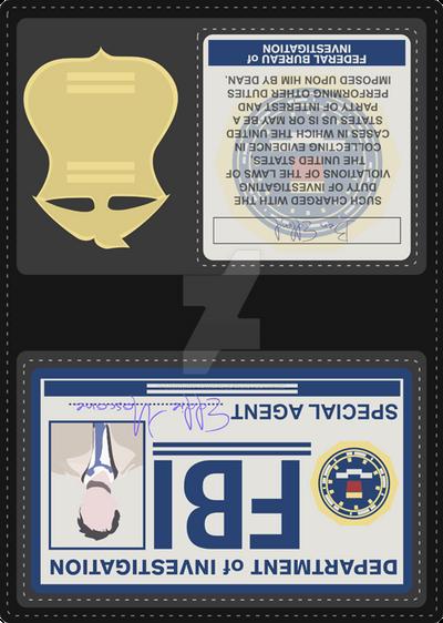 Castiel - FBI by LiquidNytrogen