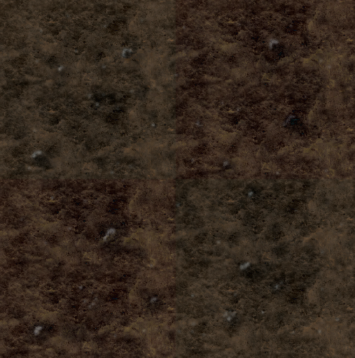 SRE-Design Texture test:Old dirt by wakaflockaflame1