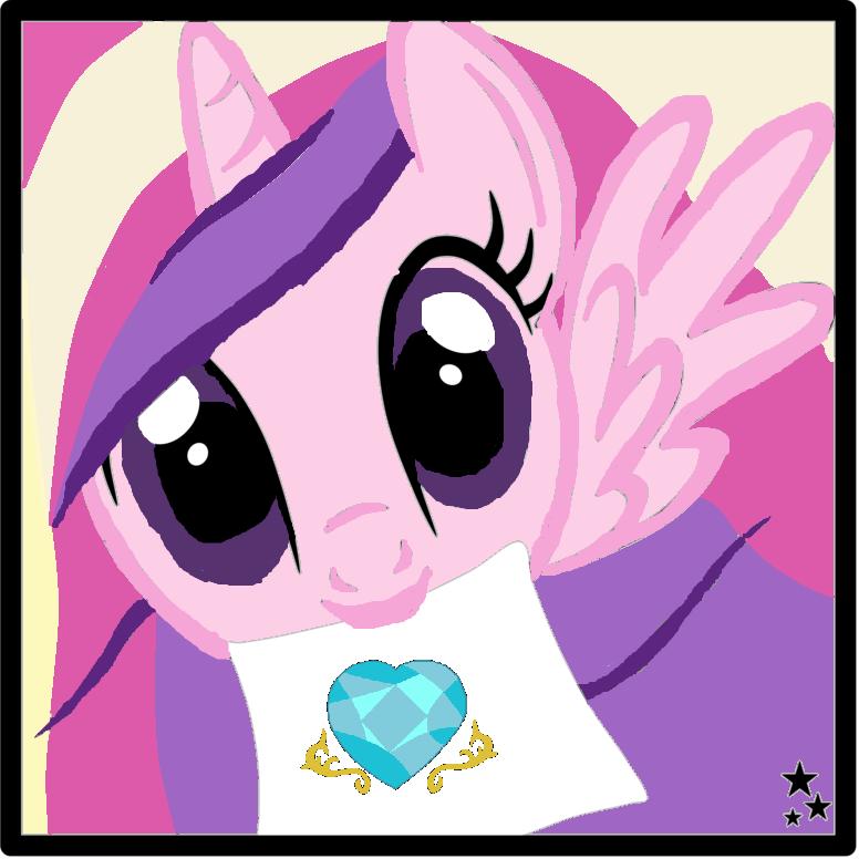 Princess Cadence Icon by PrincessCadencePony