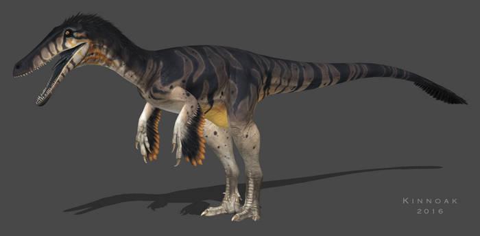 Dusk Glow ~ Austroraptor
