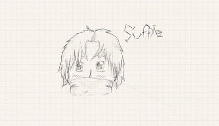 Drawing #1 by Shuffle0Freak