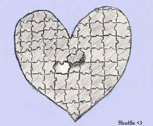 Love Puzzel by Shuffle0Freak