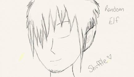 Elf by Shuffle0Freak
