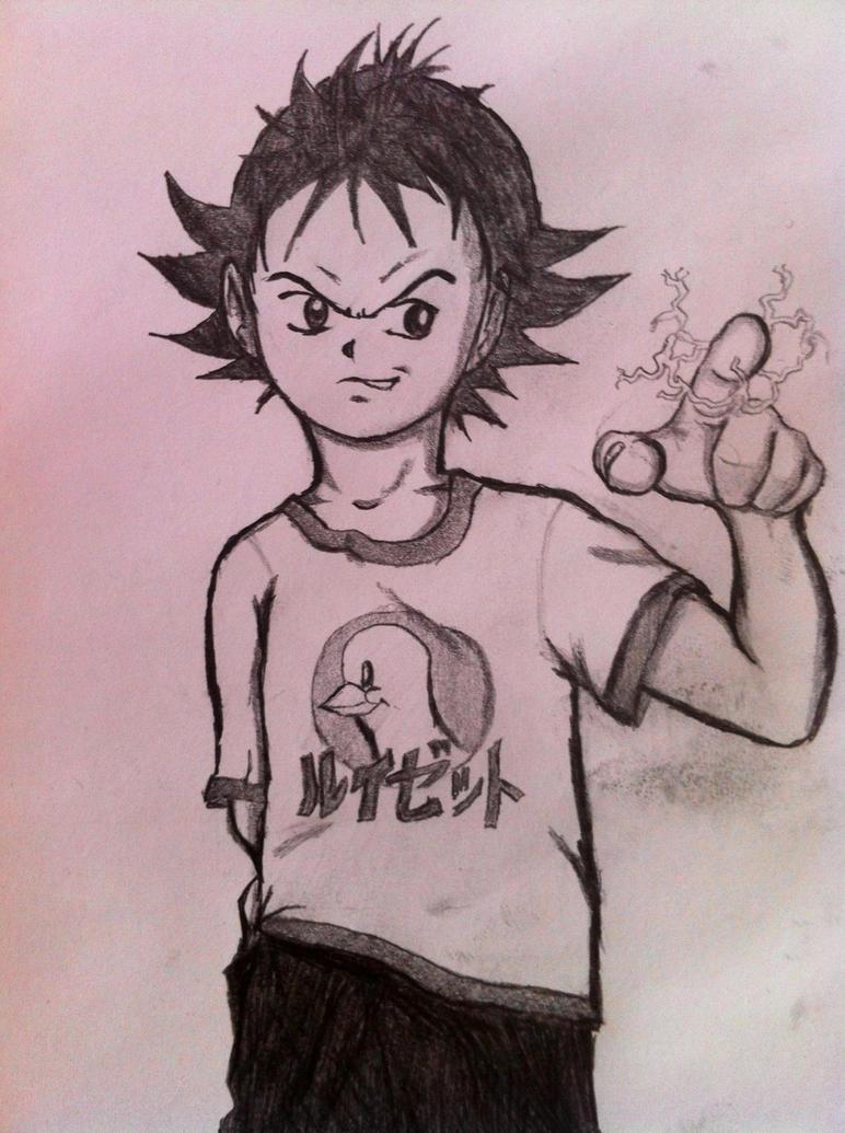 sketch by Aatizz