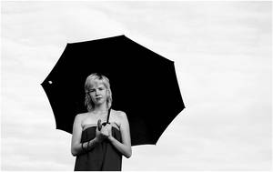 waiting for rain by mmerytt