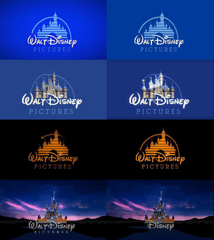 Walt Disney Pictures Logo Remakes by jessenichols2003 on DeviantArt