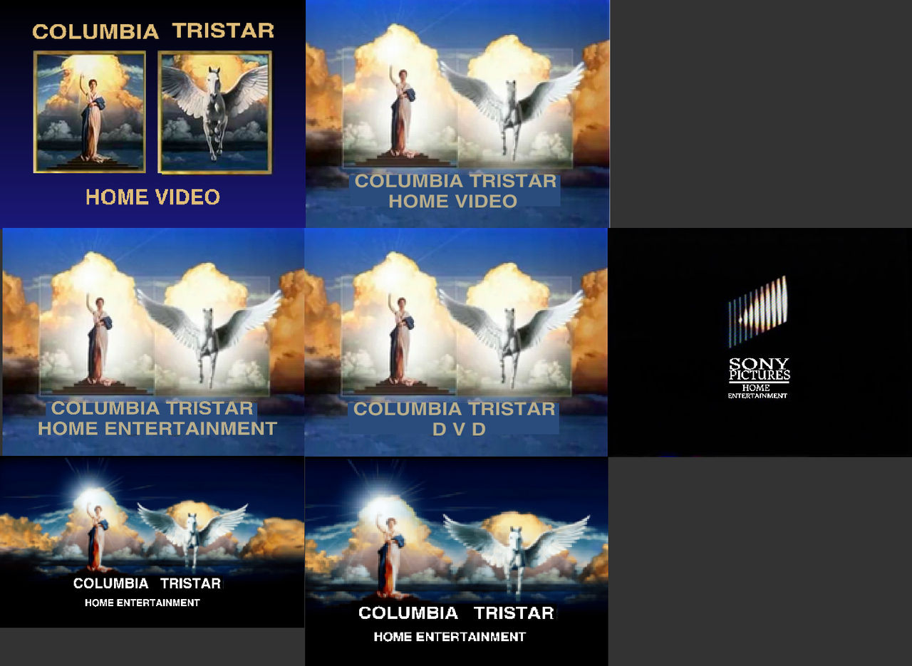 Sony Pictures Home Entertainment Remakes By Jessenichols2003 On Deviantart