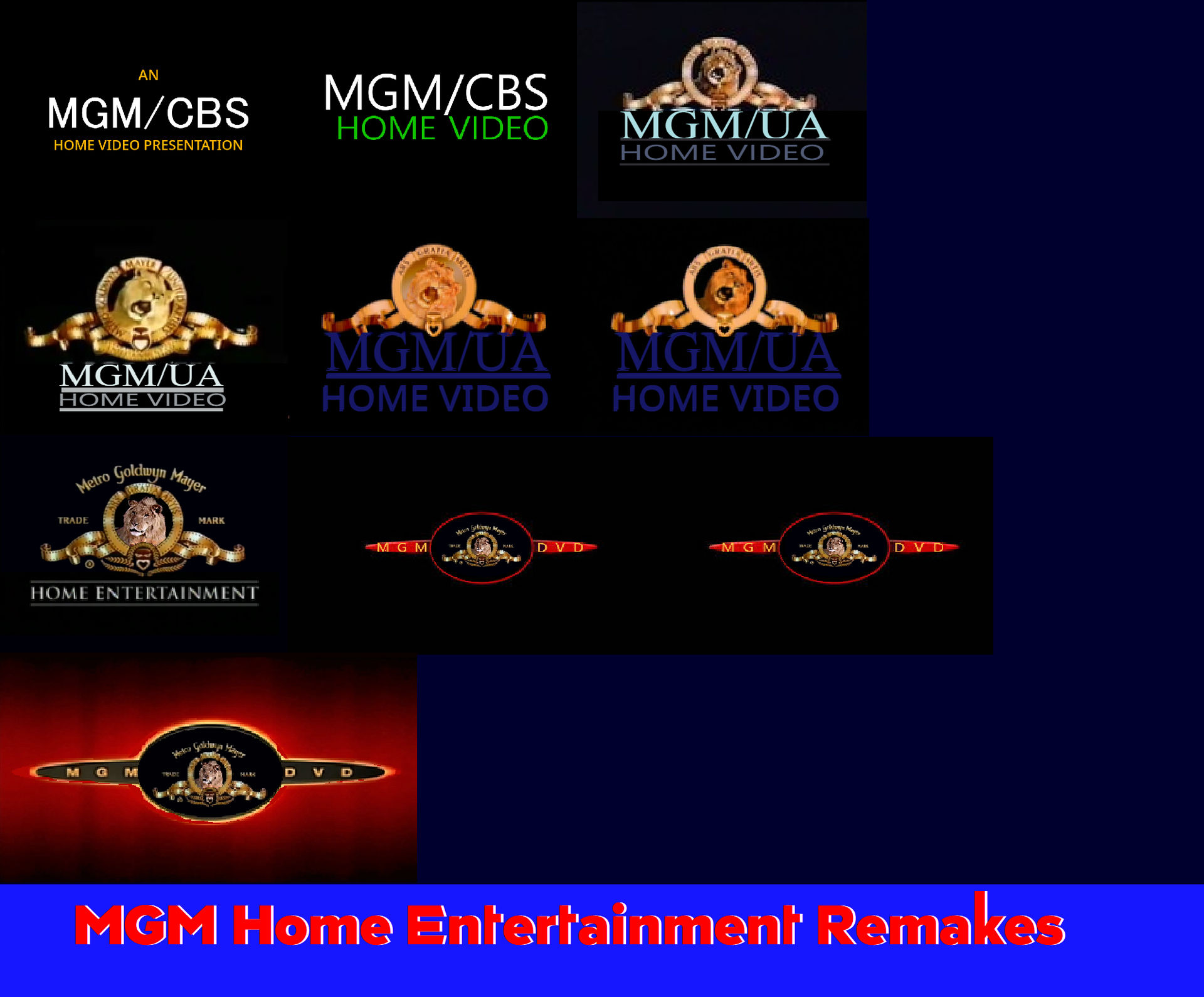MGM Home Entertainment