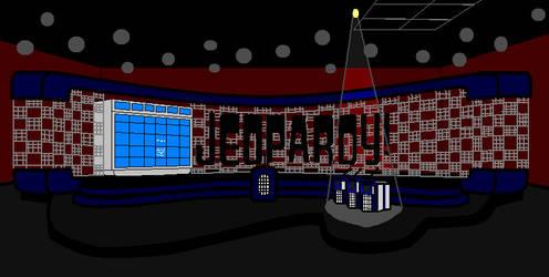Final Jeopardy set 1991