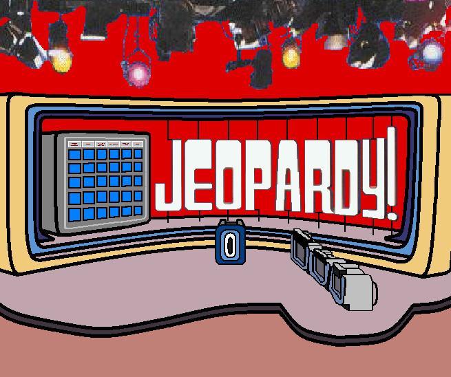 Jeopardy Grid: Jeopardy 1985 Set 2 By Cruiseshipz On DeviantArt