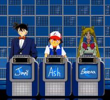 Jeopardy Anime Tournament 1