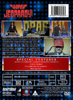 Super Jeopardy DVD back cover