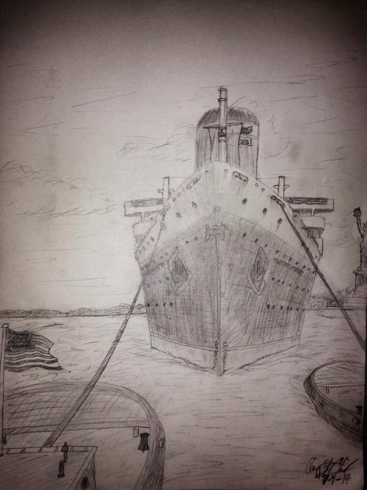 If The SS United States Is Saved by cruiseshipz
