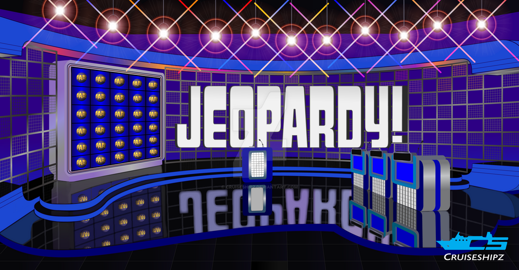 This is... Jeopardy! by cruiseshipz
