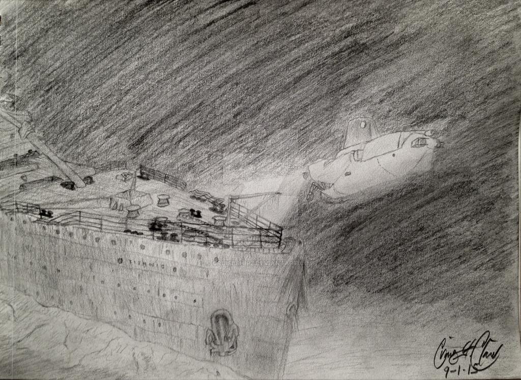 Titanic's Awakening by cruiseshipz