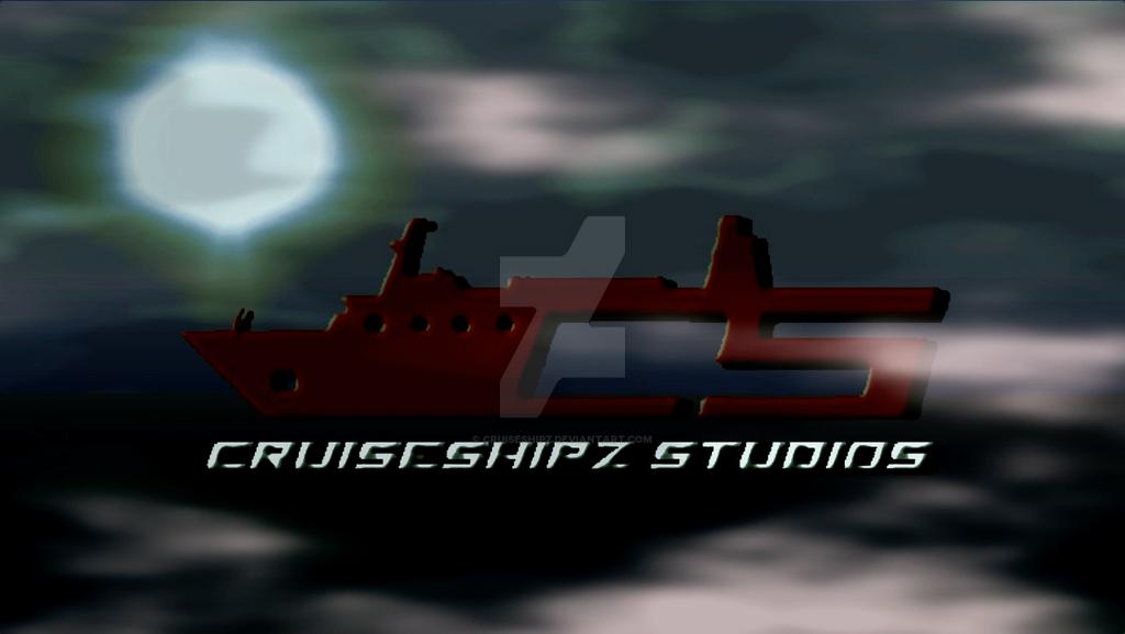 Cruiseshipz Studios Logo - Halloween Variant by cruiseshipz