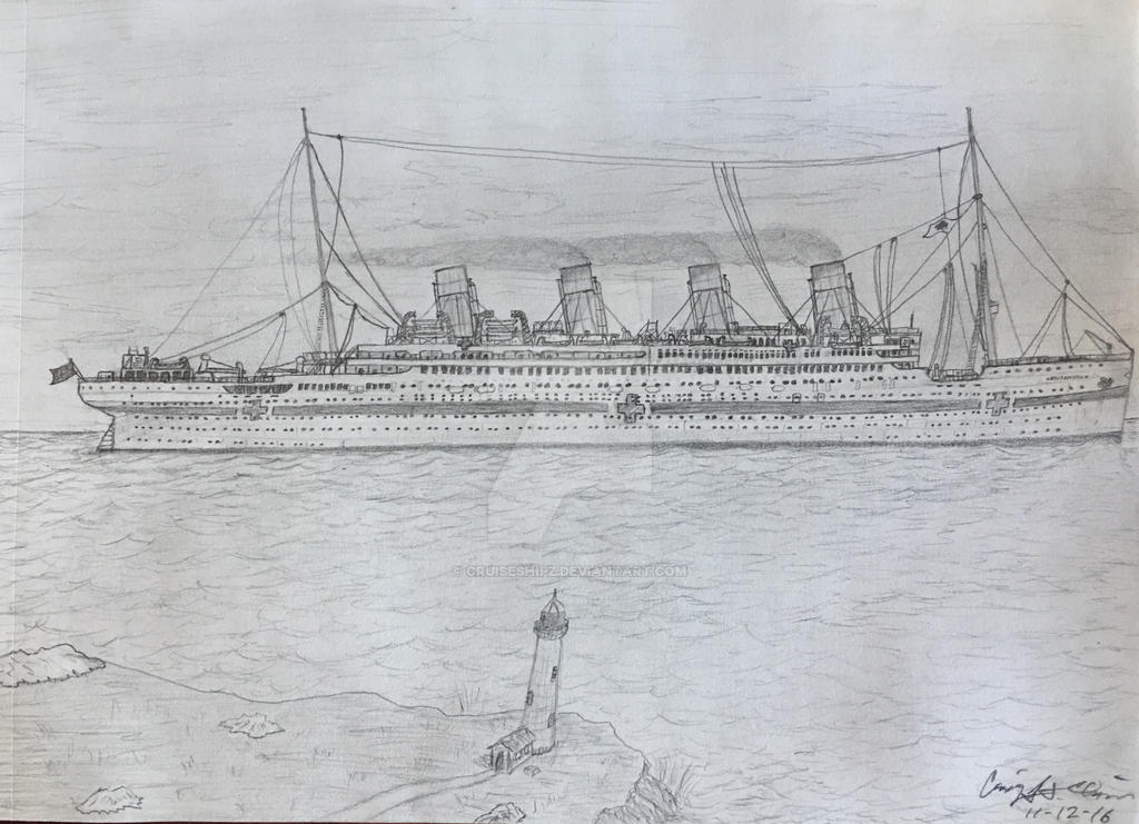 Leaving Southampton by cruiseshipz