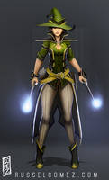 Arcane Adept Female