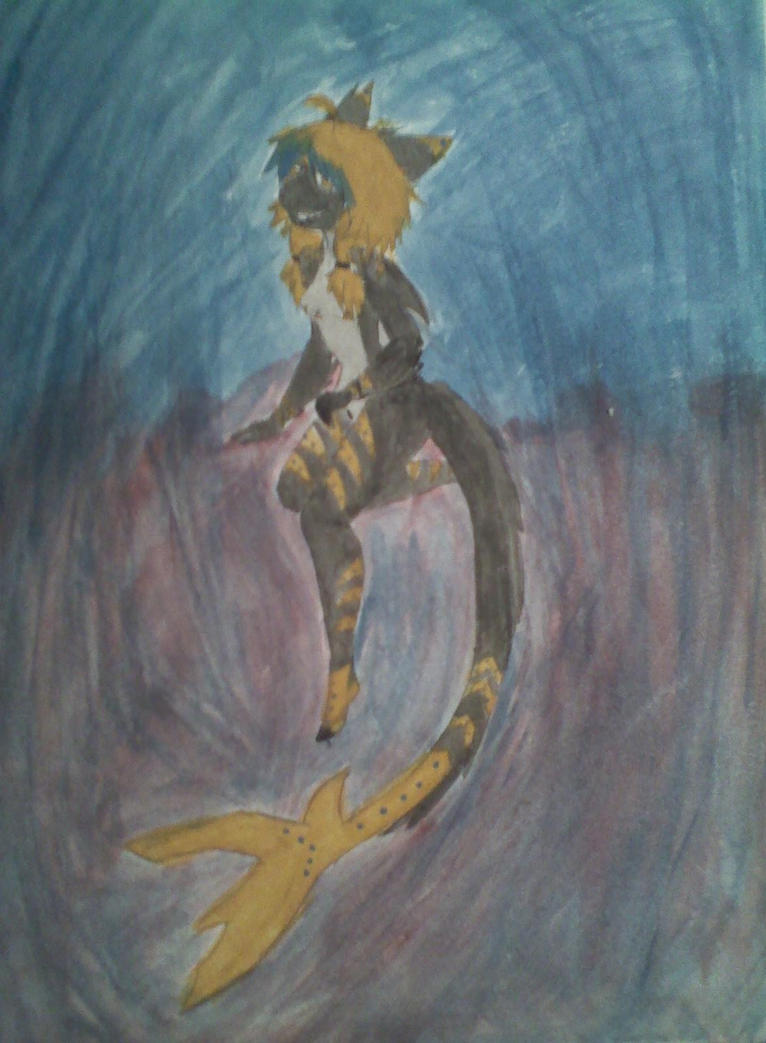 Myron by shilowolf