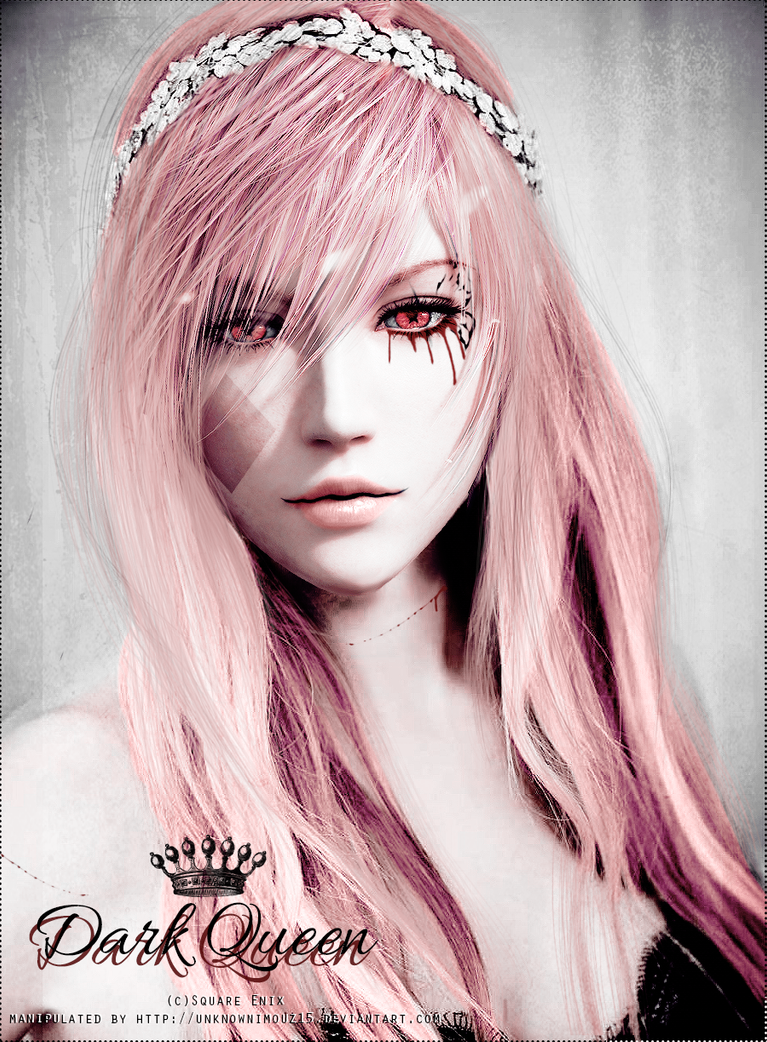 Dark Fantasy Edition: Lightning by unknownimouz15