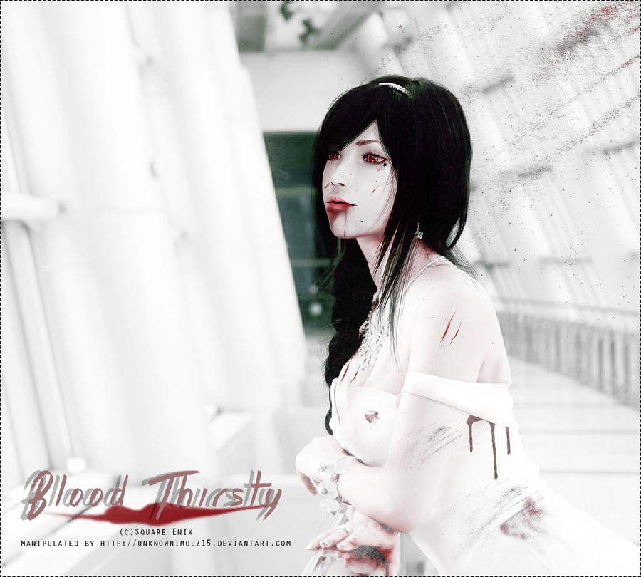 Dark Fantasy Edition: Tifa by unknownimouz15