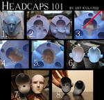 Headcaps 101 by illuminateddoll