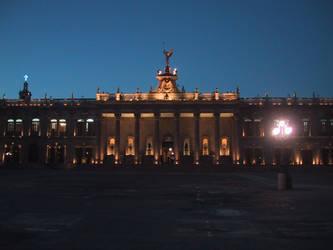 Palacio de Gobierno by briandy