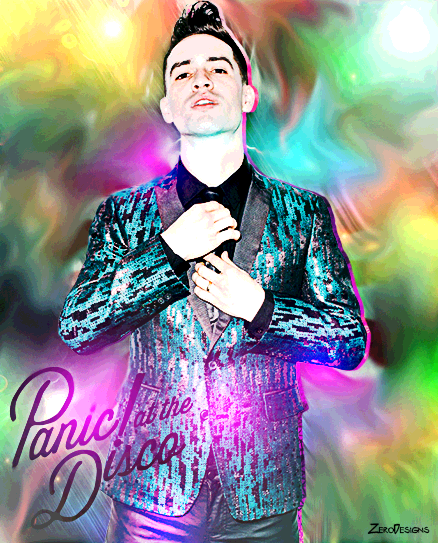Panic! At The Disco / Wallpaper By Zerografias On DeviantArt