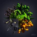 Little world by FabrykaImaginacji