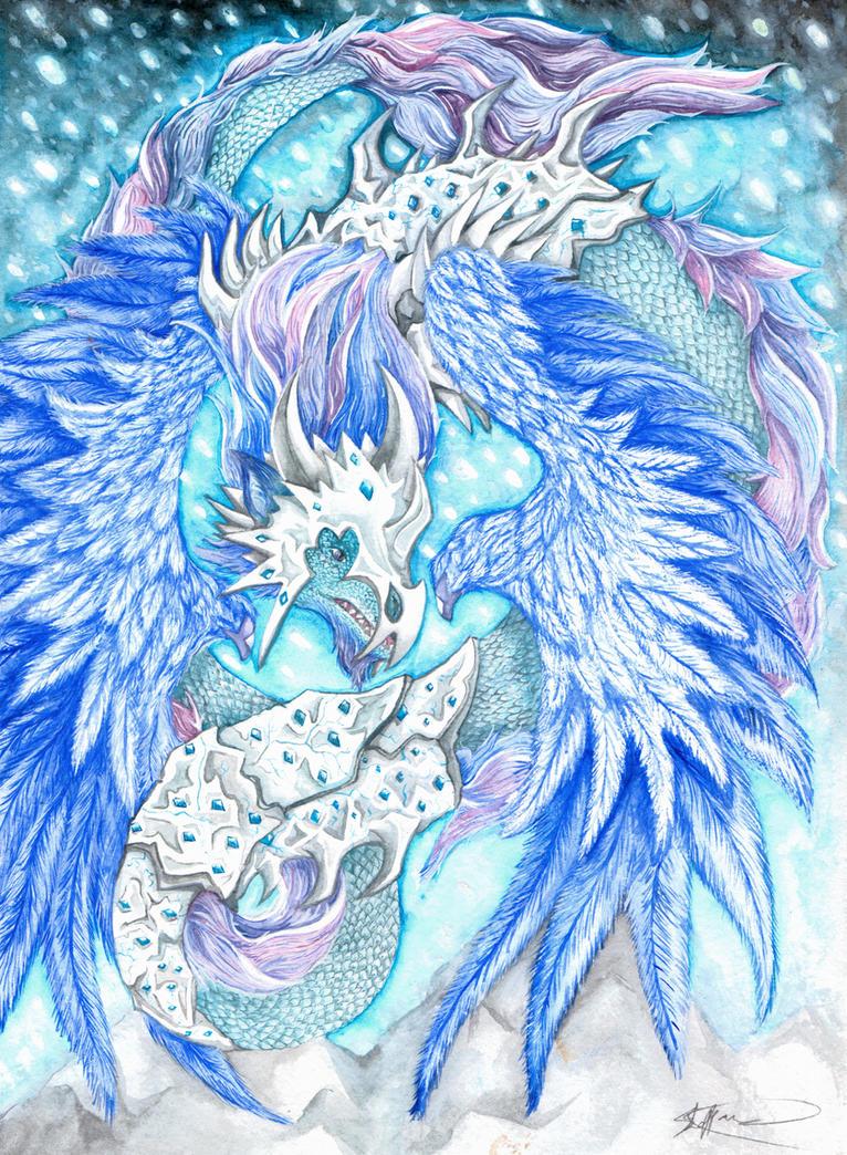 Blizzard King by AmaiRin