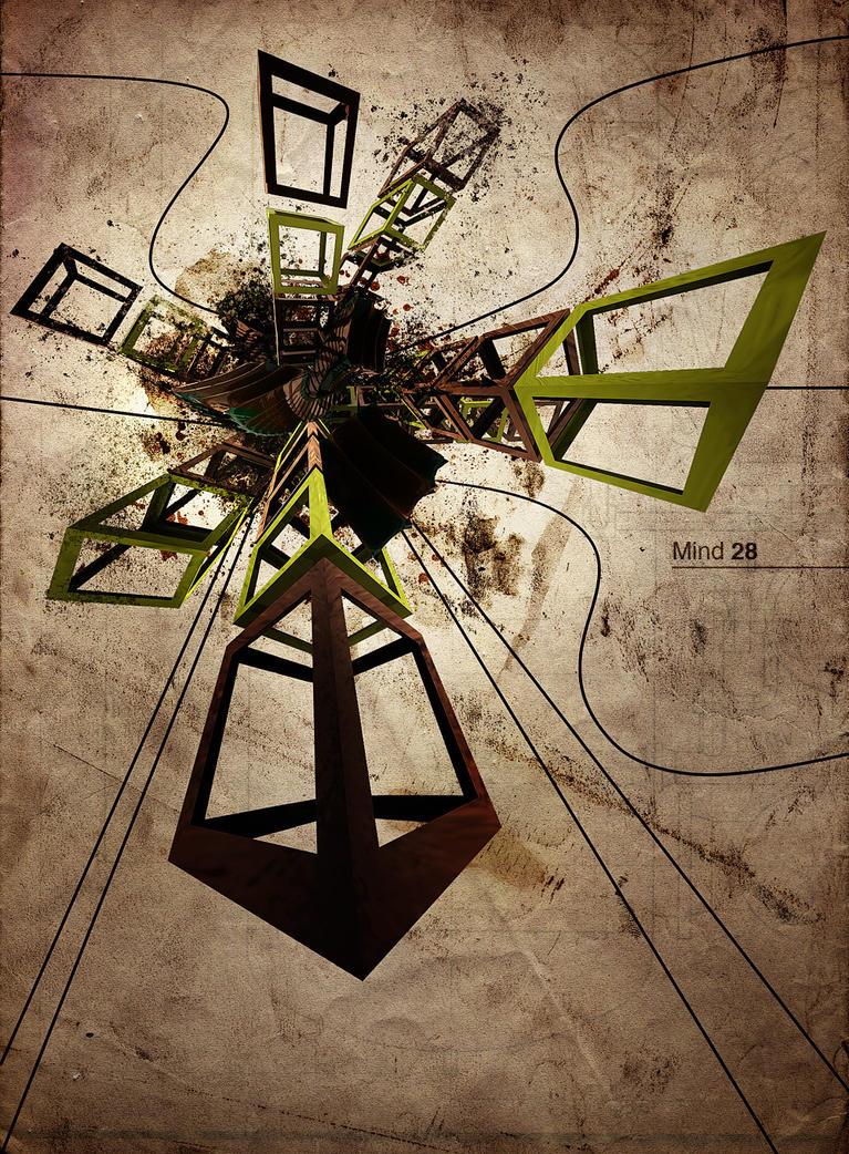 Mind 28 by LostDZ