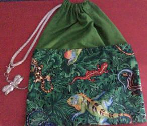 Green/Lizard/Reptilian bags
