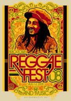 Reggae Festival by CreativeTrash