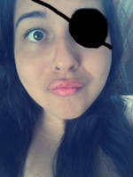 Pirate_Duck Face lol by JoyWitchLee