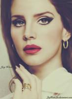 Lana Del Rey by JoyWitchLee