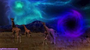 Cosmic Giraffes