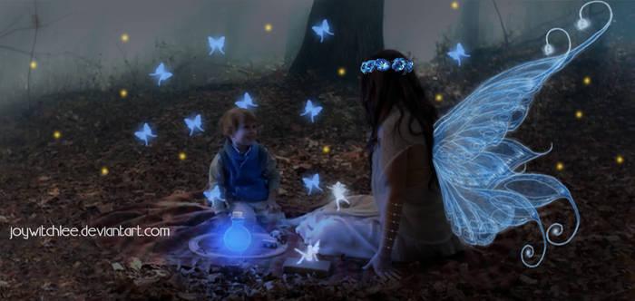 Amy Lee Fairy in Speak To Me
