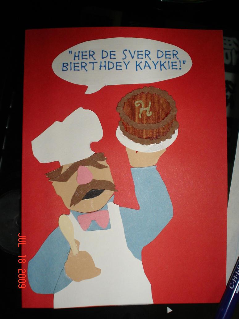 Swedish chef birthday card by chronia on deviantart swedish chef birthday card by chronia bookmarktalkfo Choice Image