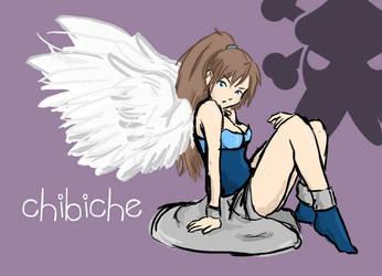 Chibiche by demon-squid