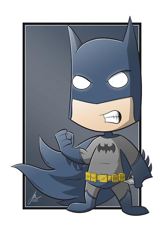 Batman - The Dark Knight by cute-death on DeviantArt