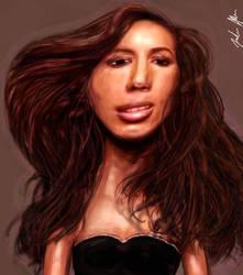 Leona Lewis... by PoetryMan1