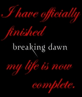 Finished Breaking Dawn Banner by NimElf