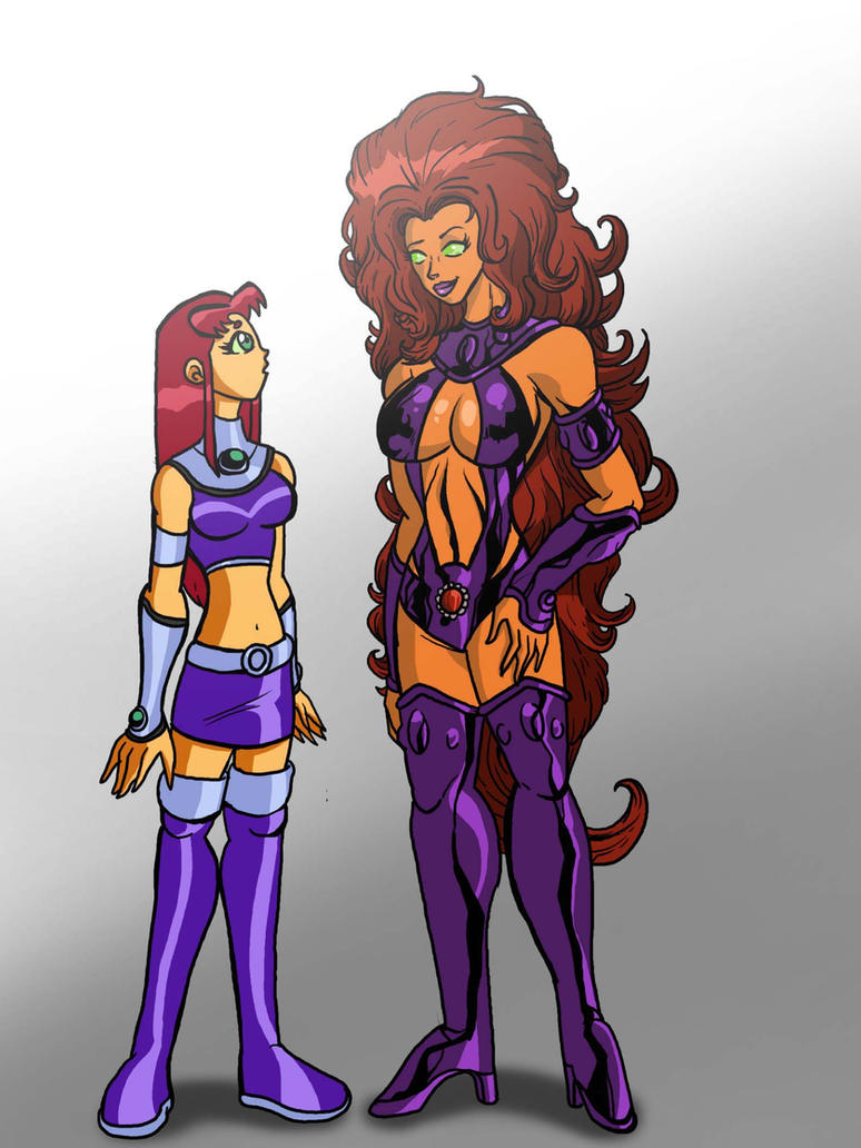 Starfires by Chill8ter