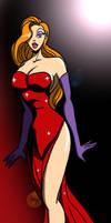 Jessica Rabbit by Chillguydraws